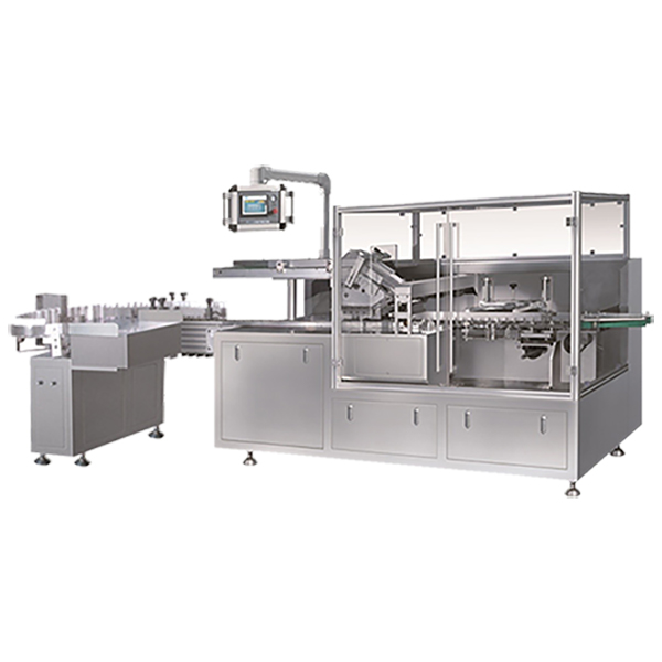 GSZ-130P Automatic Cartoning Machine