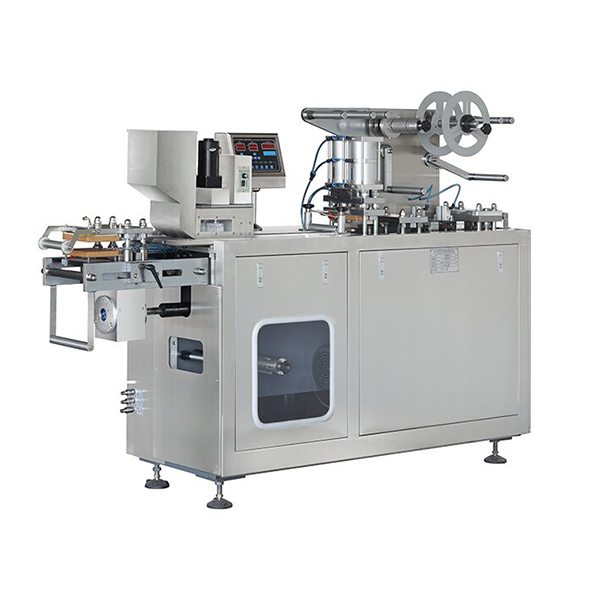 DPP-150 Blister Packing Machine Without Cover
