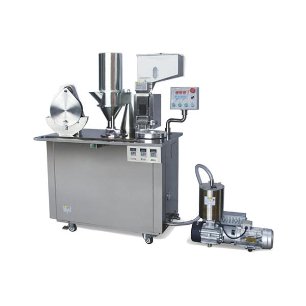 CGN208-D Semi-auto Capsule Filling Machine