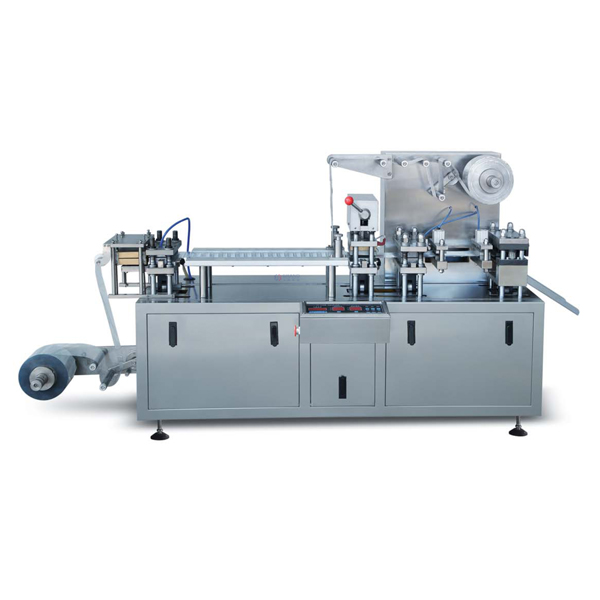 DPP-120 Automatic Blister Packing Machine