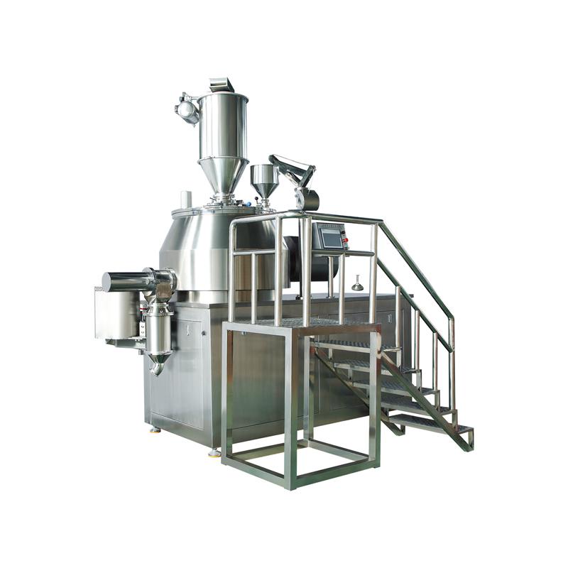 LM Series Super Mixing Granulating Machine