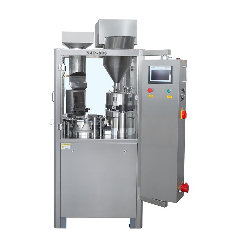 NJP-800 Automatic Capsule Filling Machine