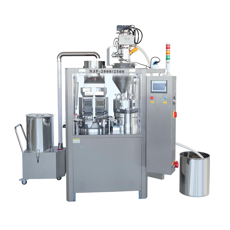 NJP-2000 Automatic Capsule Filling Machine