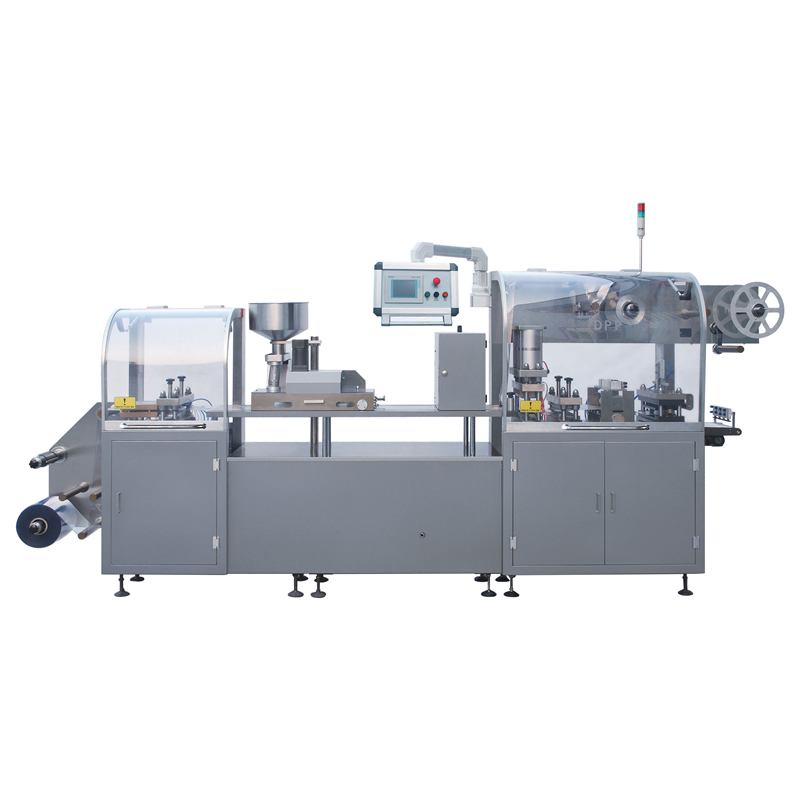DPP-260 Automatic Blister Packing Machine
