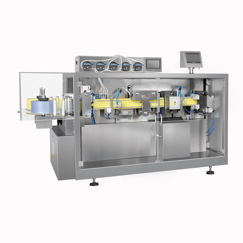 GGS-118P5 Automatic Liquid Filling and Sealing Machine