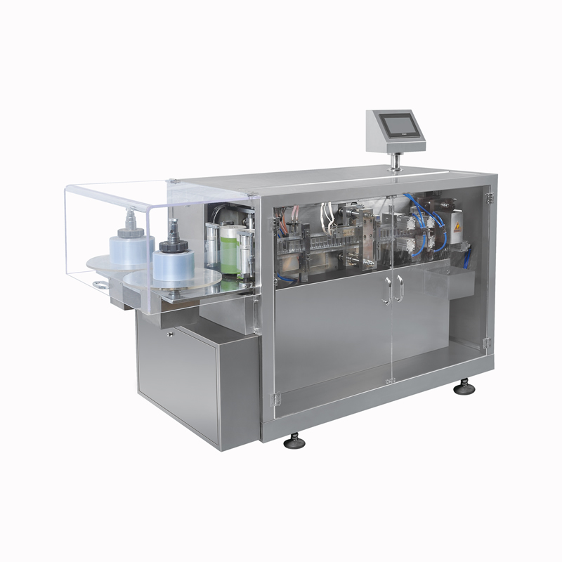 GGS-118P2 Automatic Liquid Filling and Sealing Machine