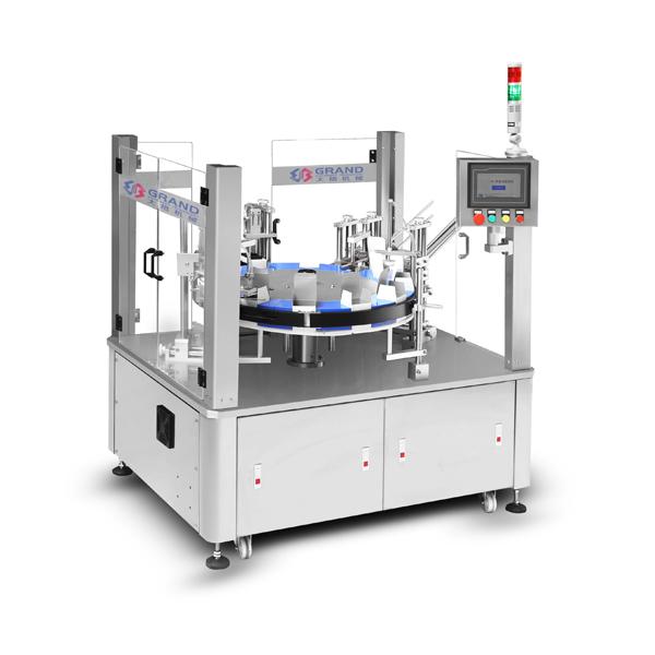 Semi Automatic Vertical Cartoning Machine